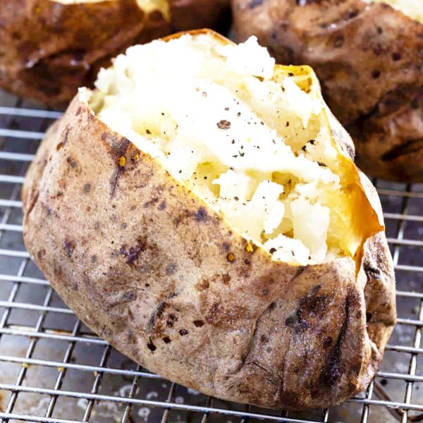 Baked Potatoes - Foil Wrapped