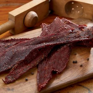 Beef Jerky - Hot and Mild - Deli Meat