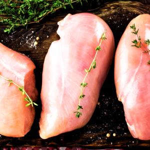 Boneless Chicken Breast - Raw - Richard's Fine Meats - 260 Lakeshore Road - St Catharines - ON - 289-362-1792