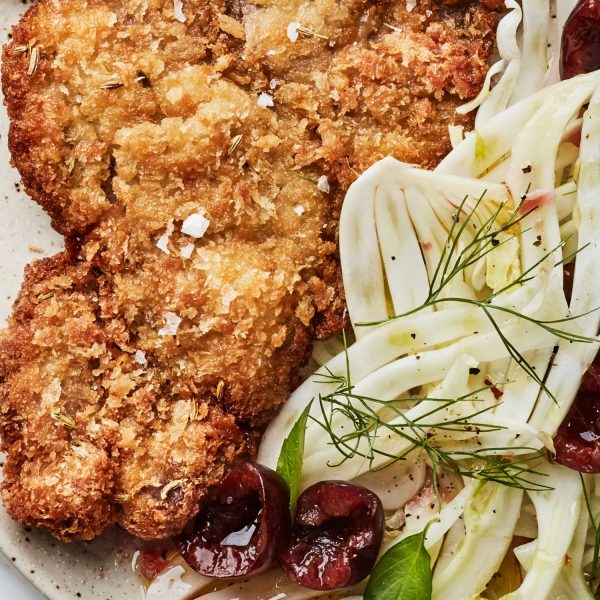 Breaded Pork Cutlets - Pork