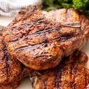 Centre Cut Bone in Chops - Pork