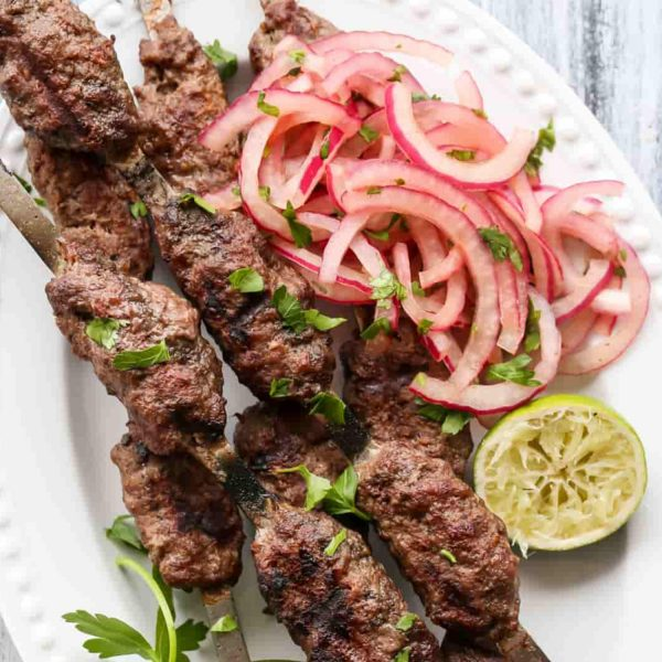 Ground Beef - Regular - Lean - Ground Beef Kabobs