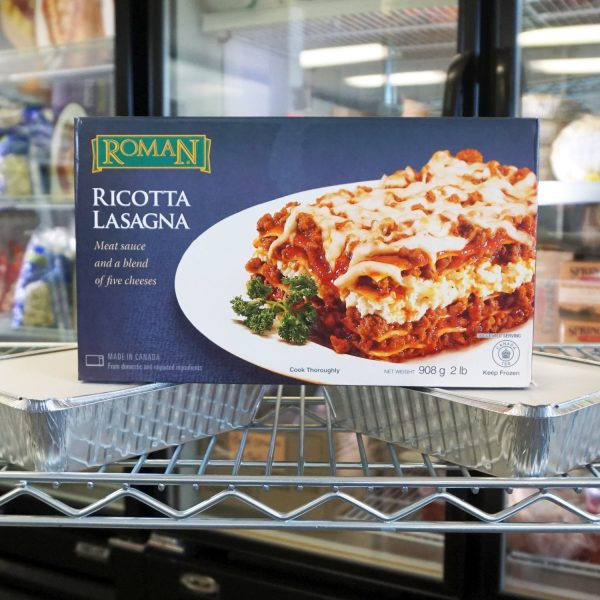 Lasagna Ricotta