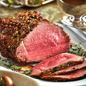 Outside Round Roast - Beef