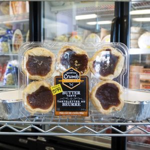 Package of Six - Butter Tarts