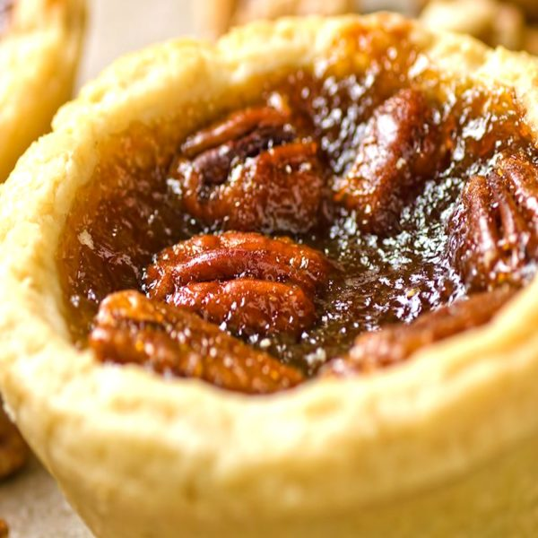 Pecan Butter Tart - Single