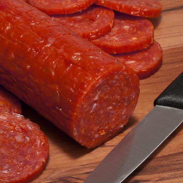 Pepperoni - Pizza - Deli Meat
