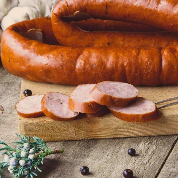 Polish Sausage Garlic Sikorski Kobanos