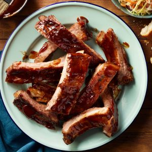 Pork Back Ribs - Pork