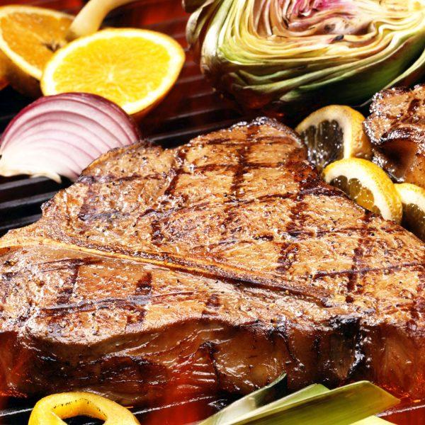 T-Bone Steak - Beef