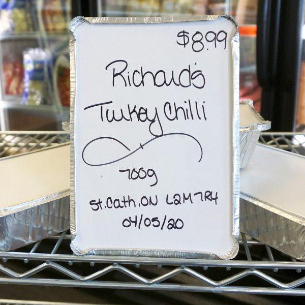 Turkey Chilli