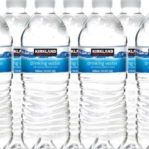 Water - Kirkland Purified Drinking Water