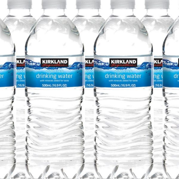 Water - Kirkland Purified Drinking Water