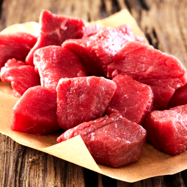 Stewing Beef - Raw - Richard's Fine Meats - 260 Lakeshore Road - St Catharines - ON - 289-362-1792